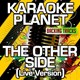 A-Type Player - The other side (live version) (karaoke version) (originally performed by bruno mars)