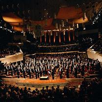 L'orchestre Philharmonique de Berlin