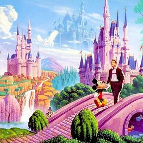 Cast of Disneyland Resort Paris