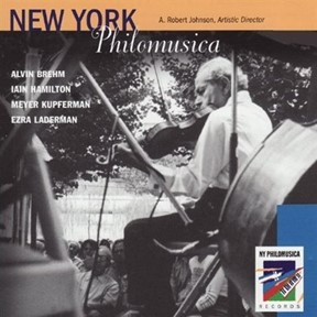 The New York Philomusica Winds