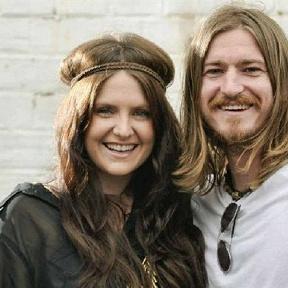 Adam Eckersley & Brooke Mcclymont
