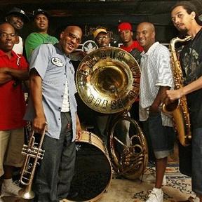Rebirth Brass Band : écoute gratuite, téléchargement MP3, video