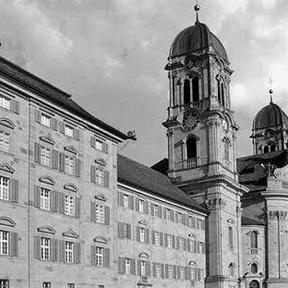 Choralschola des Klosters Maria Einsiedeln