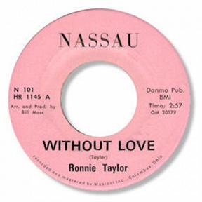 Ronnie Taylor