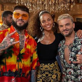 Pedro Capó, Alicia Keys & Farruko