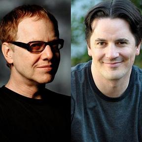Danny Elfman & Chris Bacon