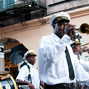 Treme Brass Band : écoute gratuite, téléchargement MP3, video-clips