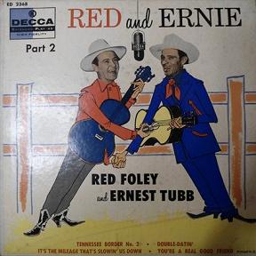Ernest Tubb & Red Foley