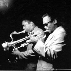 Miles Davis, John Coltrane