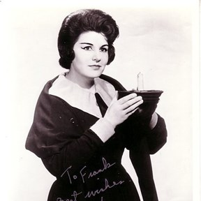 Lucine Amara