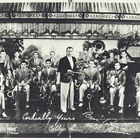 Ben Bernie & His Hotel Roosevelt Orchestra