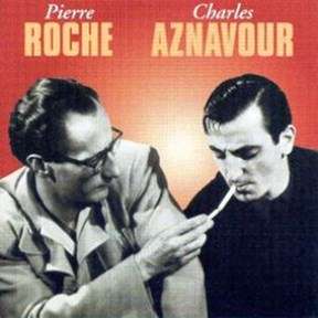 Charles Aznavour & Pierre Roche