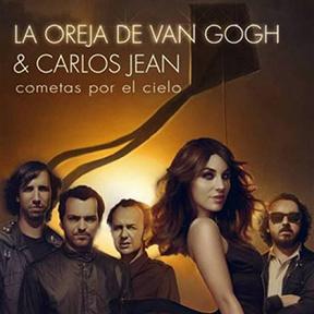La Oreja de van Gogh & Carlos Jean