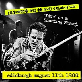 Joe Strummer & the Latino Rockabilly War