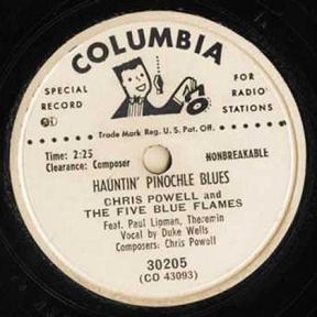 Chris Powell & the Five Blue Flames