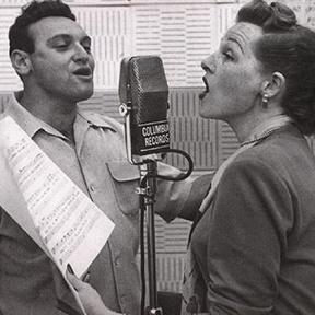 Frankie Laine & Jo Stafford