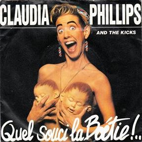 Claudia Phillips & the Kicks