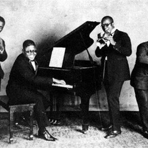 Clarence Williams & the Alabama Jug Band