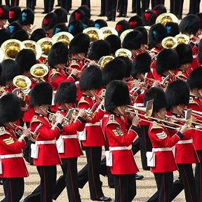 Musicians From the Grenadier, Coldstream, Scottish, Irish & Welsh Guards