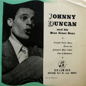 Johnny Duncan & His Blue Grass Boys