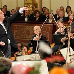 Daniel Barenboim & Wiener Philharmoniker