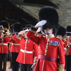 The Coldstream Guards Band