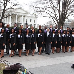Wiley College Choir