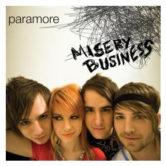 PARAMORE MISERY BUSINESS TÉLÉCHARGER