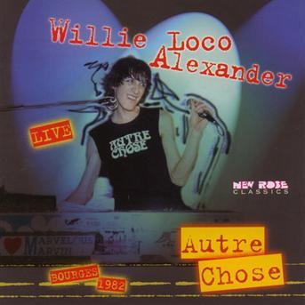 Willie Alexander - Gin