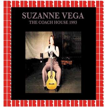 Suzanne vega the coach house san juan capistrano ca for House music 1993