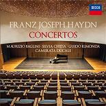 Camerata Ducale / Guido Rimonda / Silvia Chiesa / Maurizio Baglini - Haydn: concertos