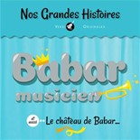 Jean Marc Bory / François Perrier - Babar musicien