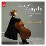 Xenia Jankovic, St George Strings - Haydn: cello concertos nos. 1 & 2 (live)