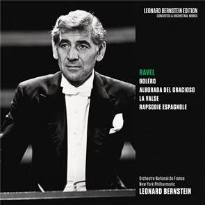 Ravel: boléro; ma mère l'oye; rapsodie espagnole; pavane pour une.