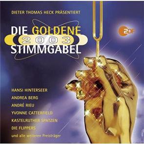 Goldene Stimmgabel
