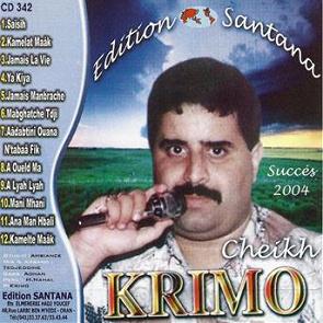 cheikh krimo mp3 gratuit