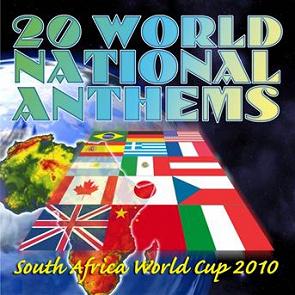 Fonola Band 20 World National Anthems South Africa