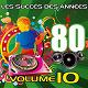Pop 80 Orchestra - Les succès des années 80 (vol. 10)