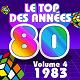 Pop 80 Orchestra / C. Wyllis Orchestra / The Top Orchestra / The Romantic Orchestra / Pop Soleil Orchestra - Le top des années 80, vol. 4 (1983)