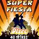 The Disco Orchestra / The Top Orchestra / Pop 80 Orchestra / Pat Benesta - Super fiesta disco (40 titres)