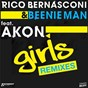 Album Girls (feat. akon) (remixes) - ep de Beenie Man / Rico Bernasconi