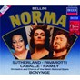 Album Bellini: norma (3 CDS) de Orchestra of the Welsh National Opera / Samuel Ramey / Richard Bonynge / Chorus of the Welsh National Opera / Dame Joan Sutherland...