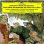 Album Prokofiev: peter und der wolf / saint-saëns: der karneval der tiere de Aloys Kontarsky / Karlheinz Böhm / Wiener Philharmoniker / Karl Böhm / Alfons Kontarsky...