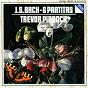 Album Bach, J.S.: 6 partitas BWV 825-830 de Trevor Pinnock / Jean-Sébastien Bach