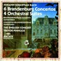 Album Bach: brandenburg concertos; orchestral suites de The English Concert / Trevor Pinnock / Jean-Sébastien Bach