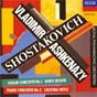 Album Shostakovich: Violin Concerto No.1; Piano Concerto No.2 de Cristina Ortiz / Boris Belkin / The Royal Philharmonic Orchestra / Vladimir Ashkenazy / Dmitri Shostakovich