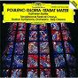 Album Poulenc: Gloria; Stabat Mater de Tanglewood Festival Chorus / The Boston Symphony Orchestra / Kathleen Battle / Seiji Ozawa / Francis Poulenc