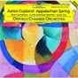 Album Copland: appalachian spring de Orpheus Chamber Orchestra / Aaron Copland
