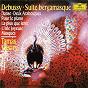 Album Debussy: suite bergamasque, L. 75; danse, L. 69; deux arabesques, L. 66; pour le piano, L. 95; la plus que lente, L. 121; l'isle joyeuse, L. 106; masques, L. 105 de Tamás Vásáry / Claude Debussy