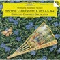 Album Mozart: sinfonia concertante K.297b & K.364 de W.A. Mozart / Orpheus Chamber Orchestra